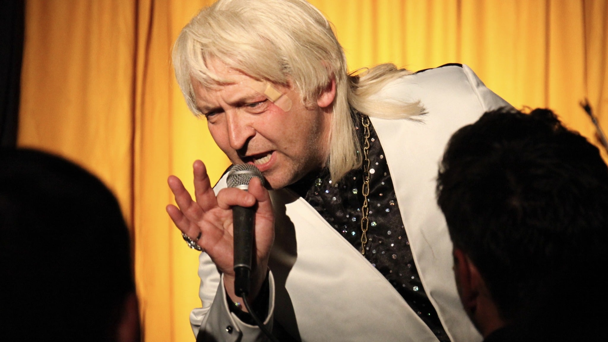 Clinton Baptiste in the Paranormalist Returns