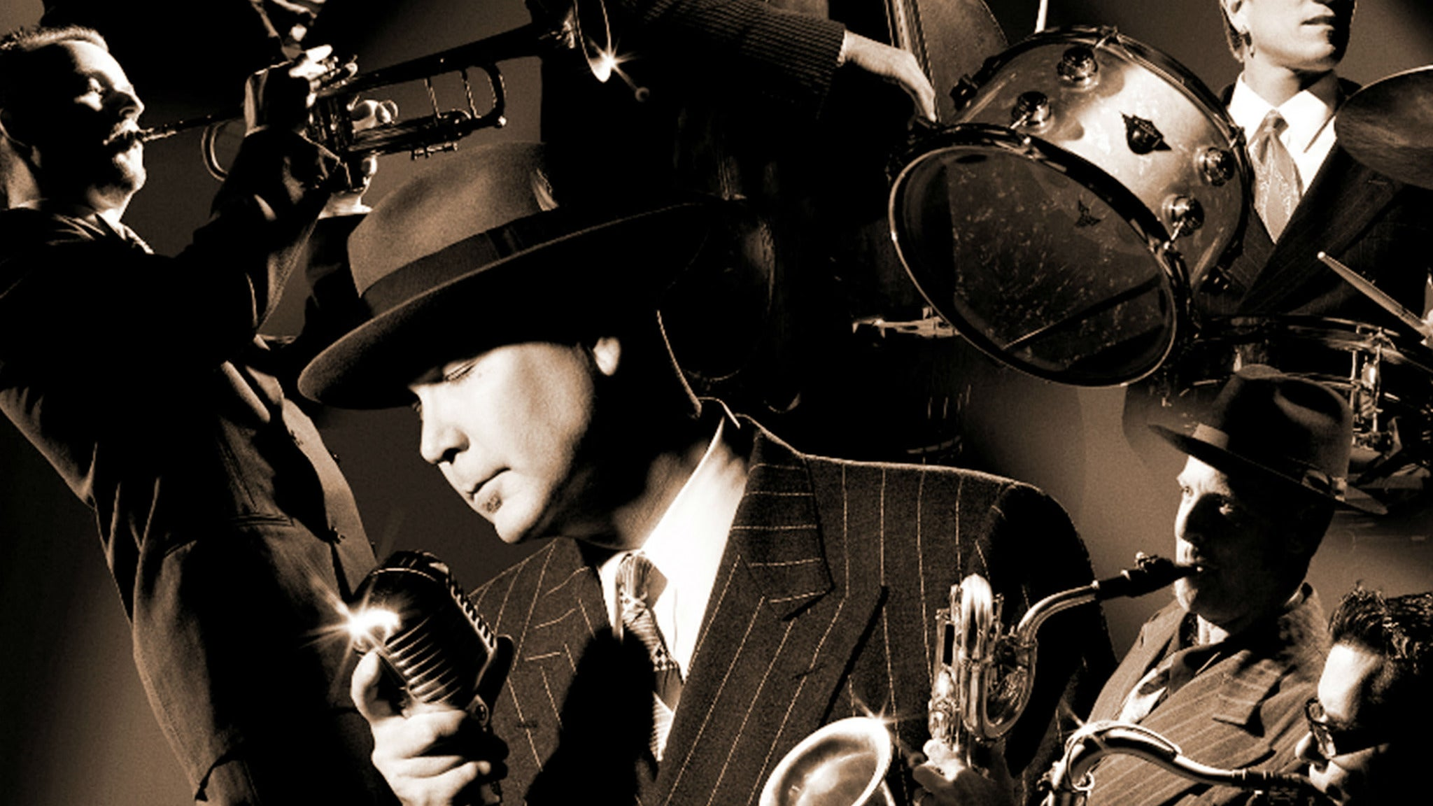 Big Bad Voodoo Daddy at The Lyric Theatre