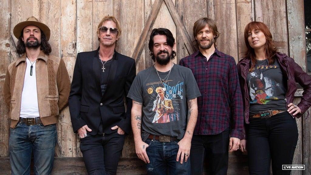 Duff McKagan featuring Shooter Jennings, 2019-08-22, Варшава