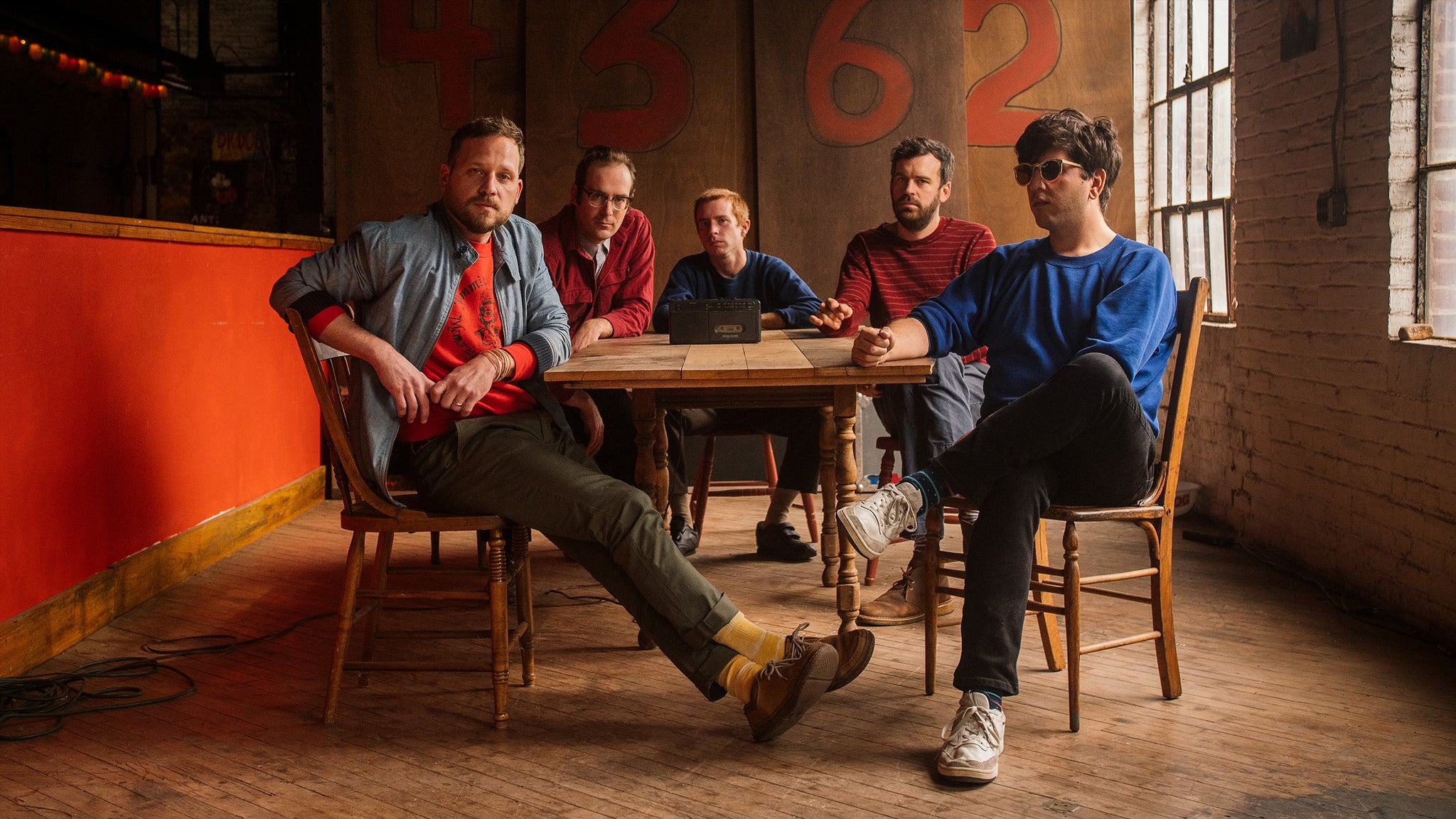 Image used with permission from Ticketmaster | Dr. Dog tickets