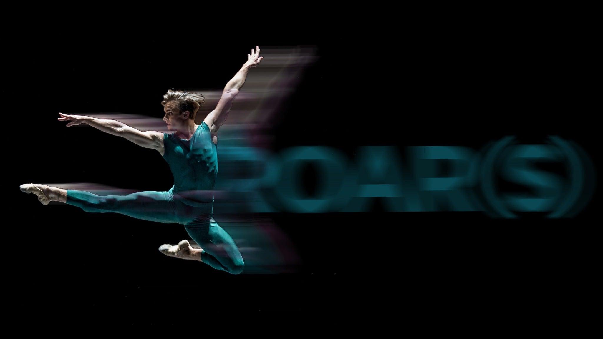 Oregon Ballet Theatre Presents ROAR(S) at Keller Auditorium