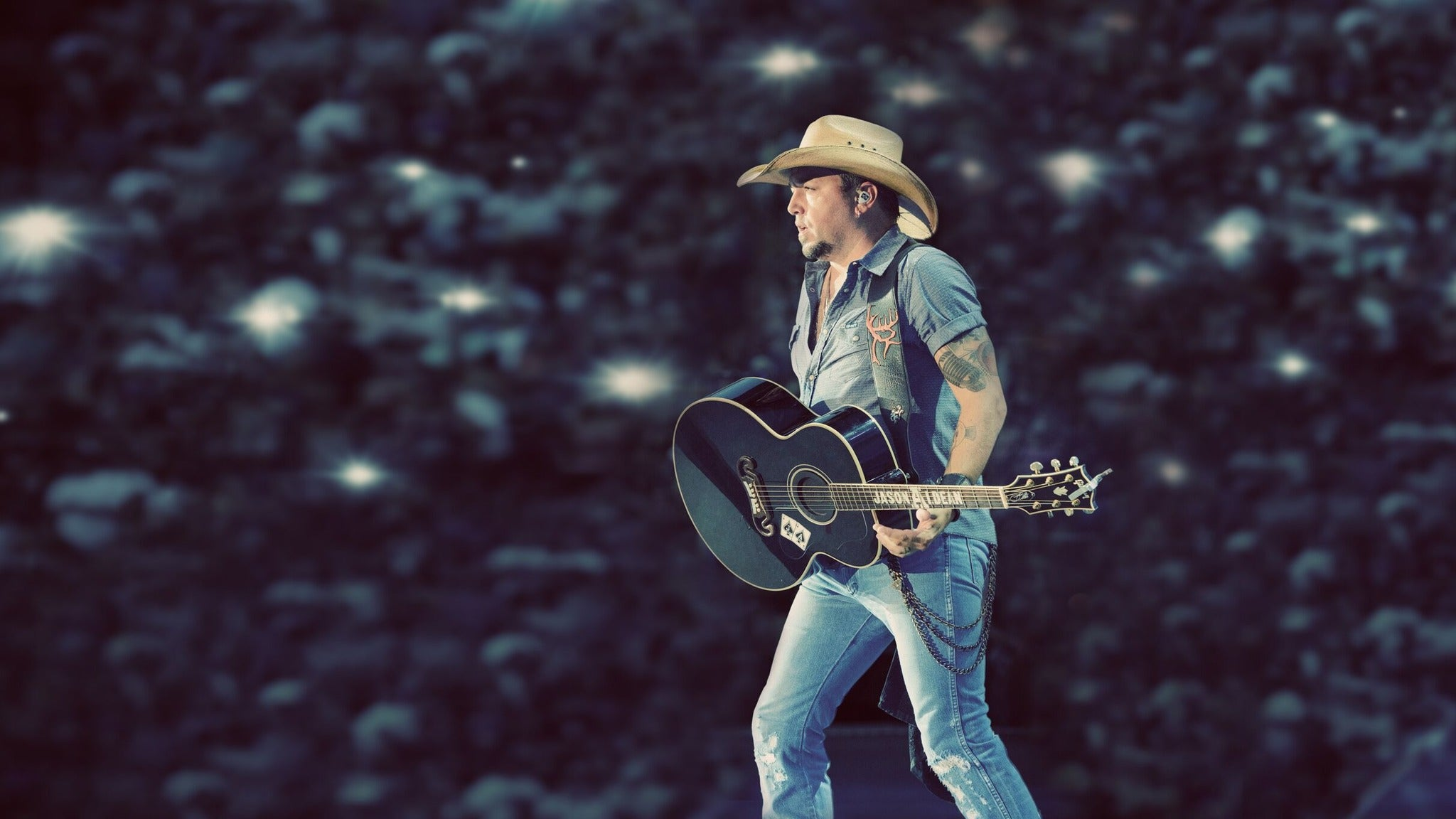Jason Aldean: Six String Circus Tour