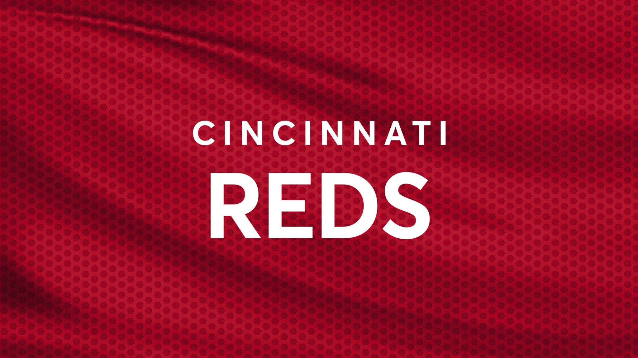 Cincinnati Reds vs. Minnesota Twins
