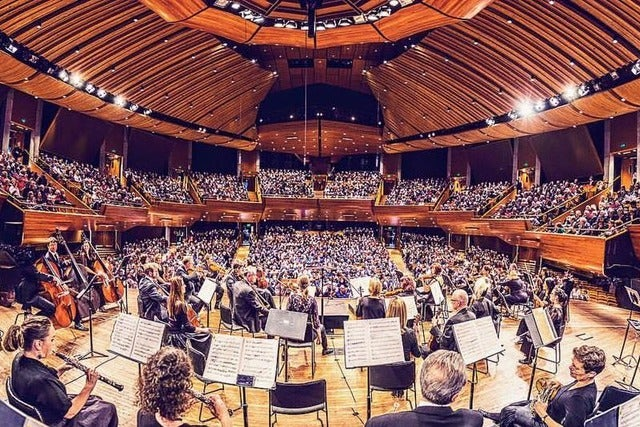 Image used with permission from Ticketmaster | John Psathas Orchestra Wellington presents Tavener & Clark Session tickets