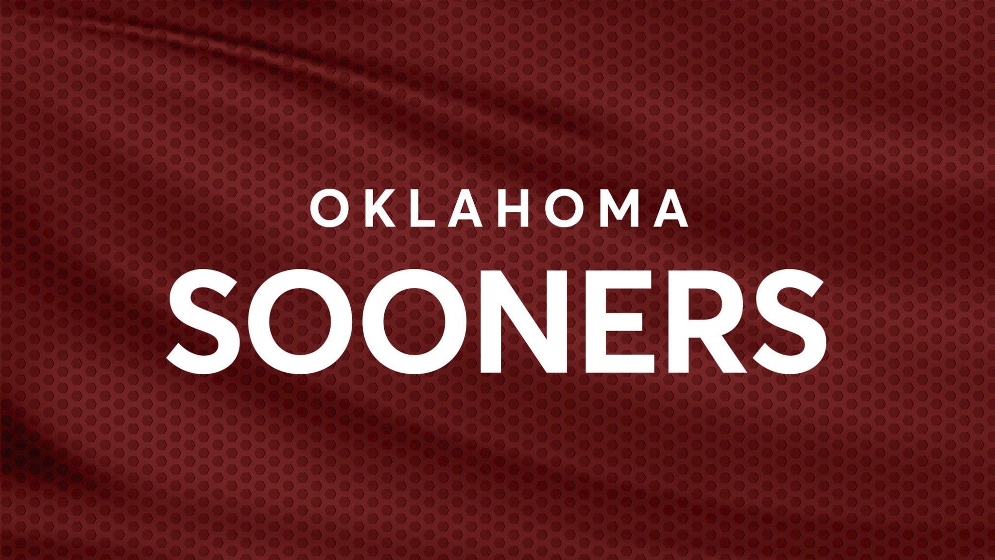 Oklahoma Sooners Softball