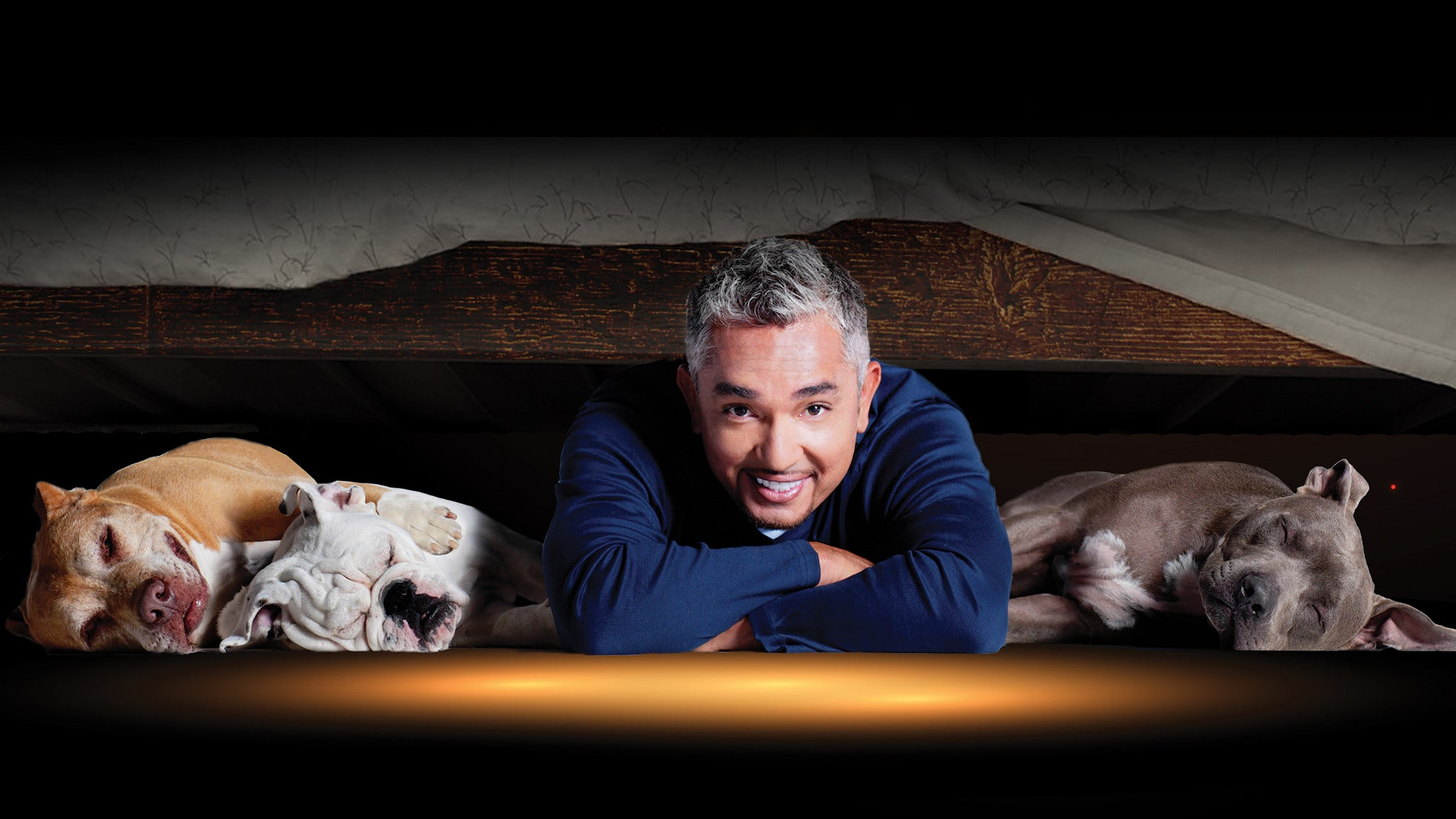 Cesar Millan at California Center for the Arts
