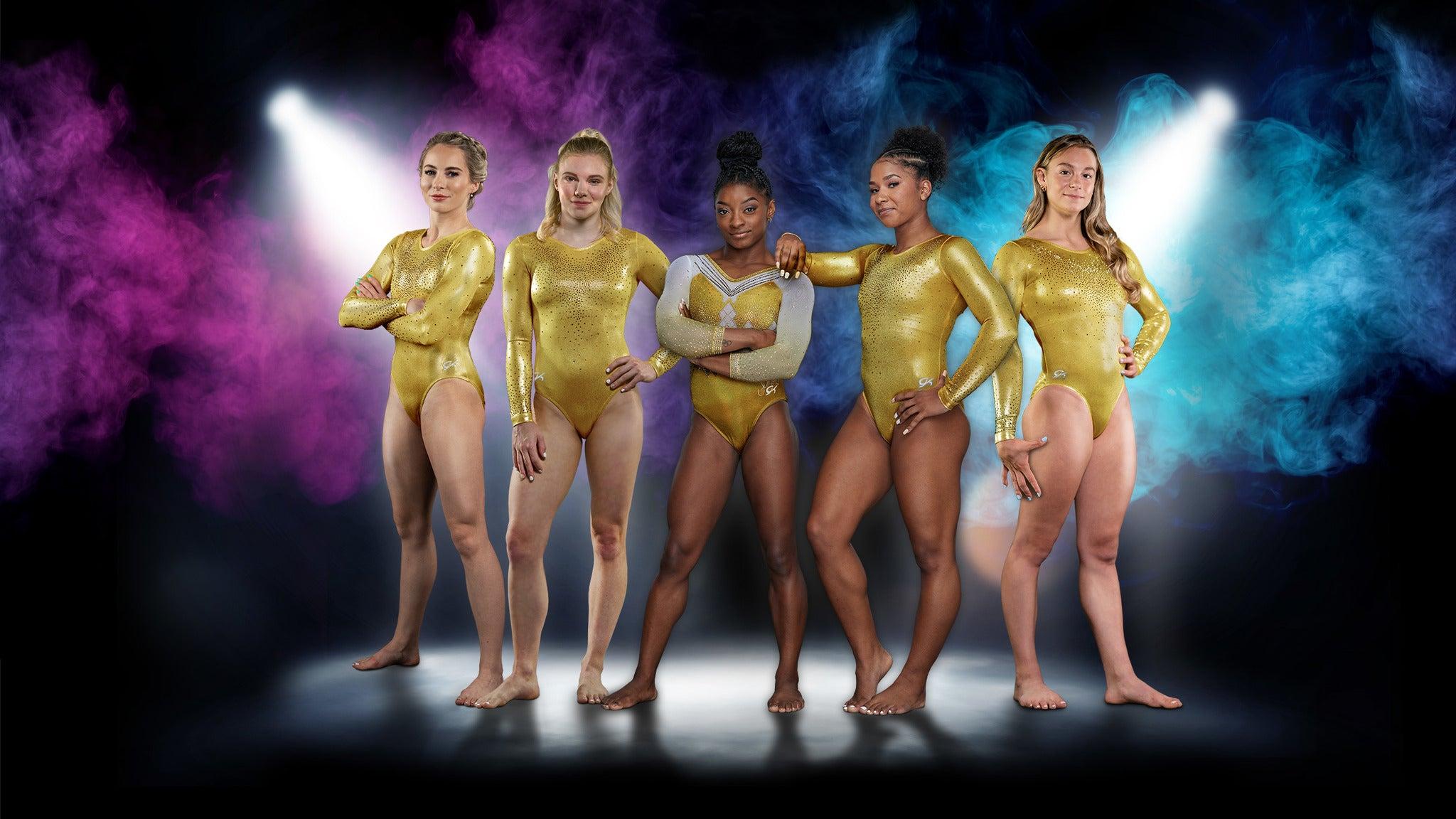 G.O.A.T.Gold Over America Tour Starring Simone Biles