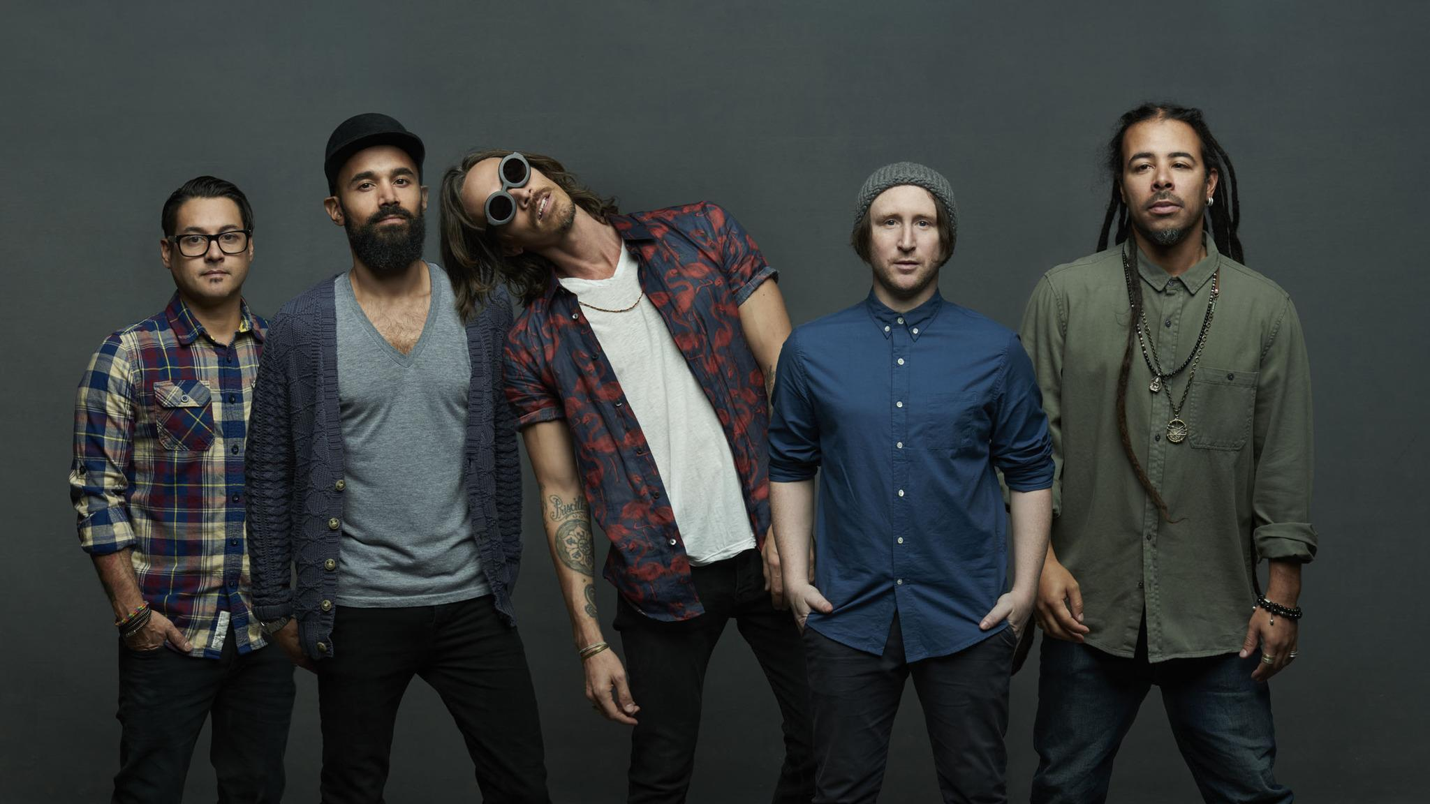 8 Tour - Incubus with special guests Jimmy Eat World - Mountain View, CA 94043