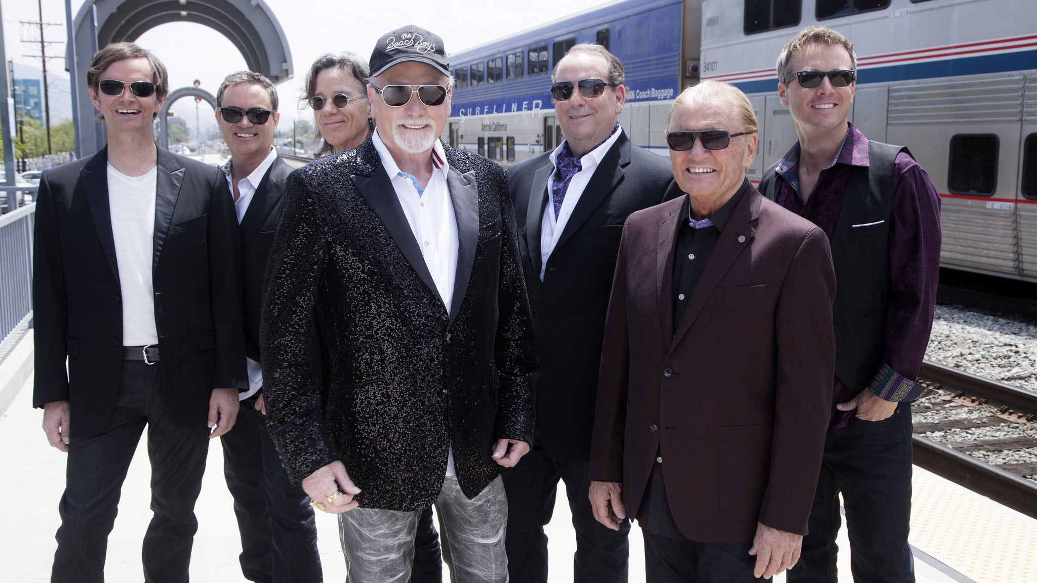 Beach Boys at Mesa Arts Center-Ikeda Theater