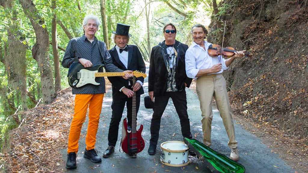 '80's Flashback Night with THE TUBES...presented by JSP Productions