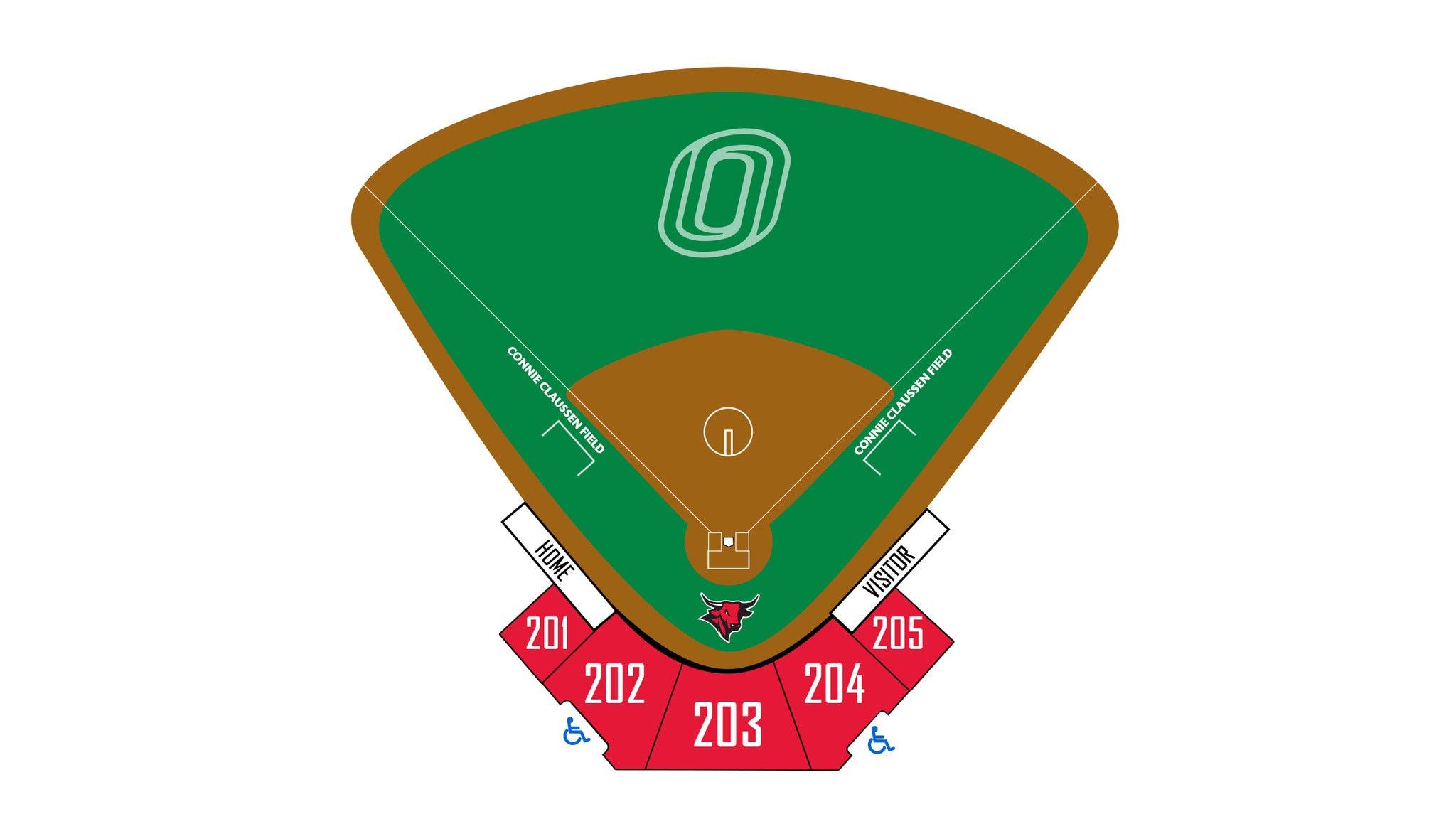 2021 Uno Maverick Softball Single Games