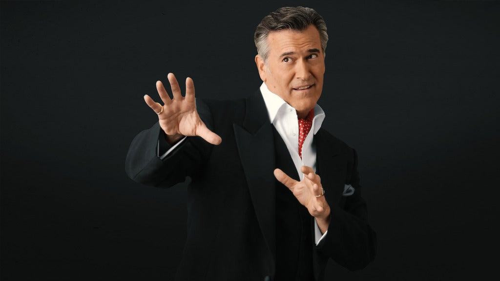 Hotels near Bruce Campbell Events
