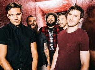 Dance Gavin Dance - Afterburner Tour