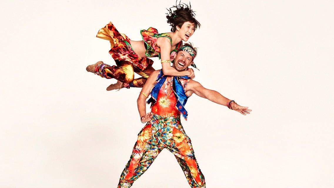 Twyla Tharp 50th Anniversary Tour - Ft Lauderdale, FL 33312