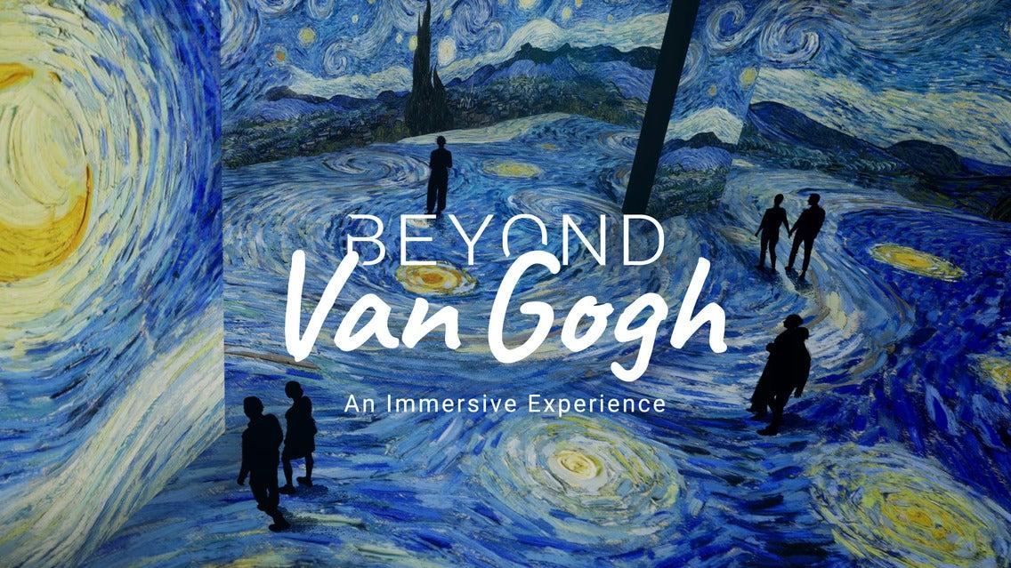 Beyond Van Gogh  - July 3rd