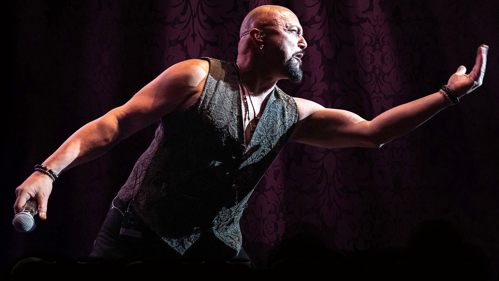 Geoff Tate - 30th Anniversary of Empire & Rage for Order