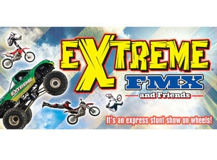 Extreme FMX and Friends - Stunt Show tickets (Copyright © Ticketmaster)