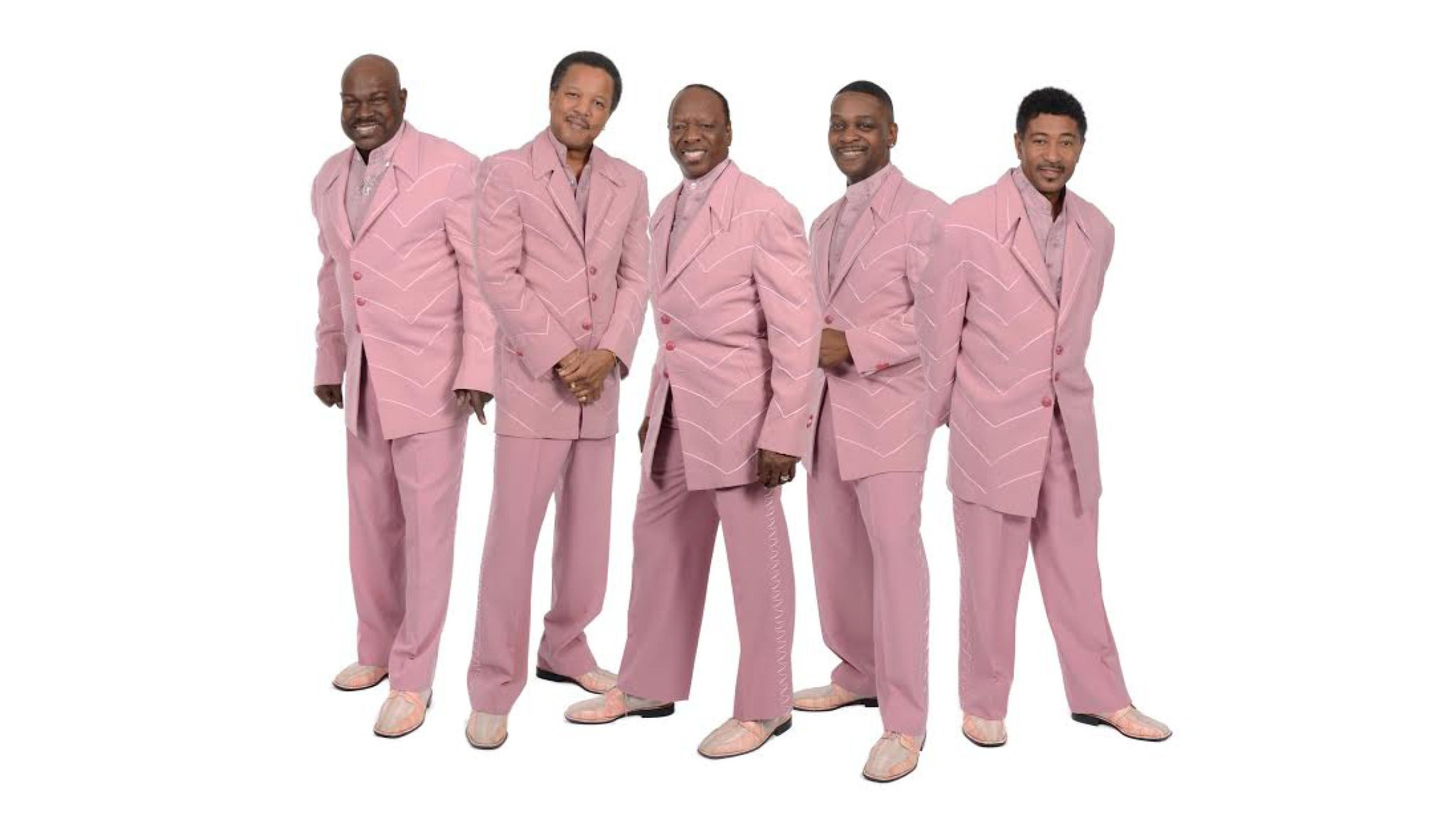 The Spinners at Hollywood Palladium