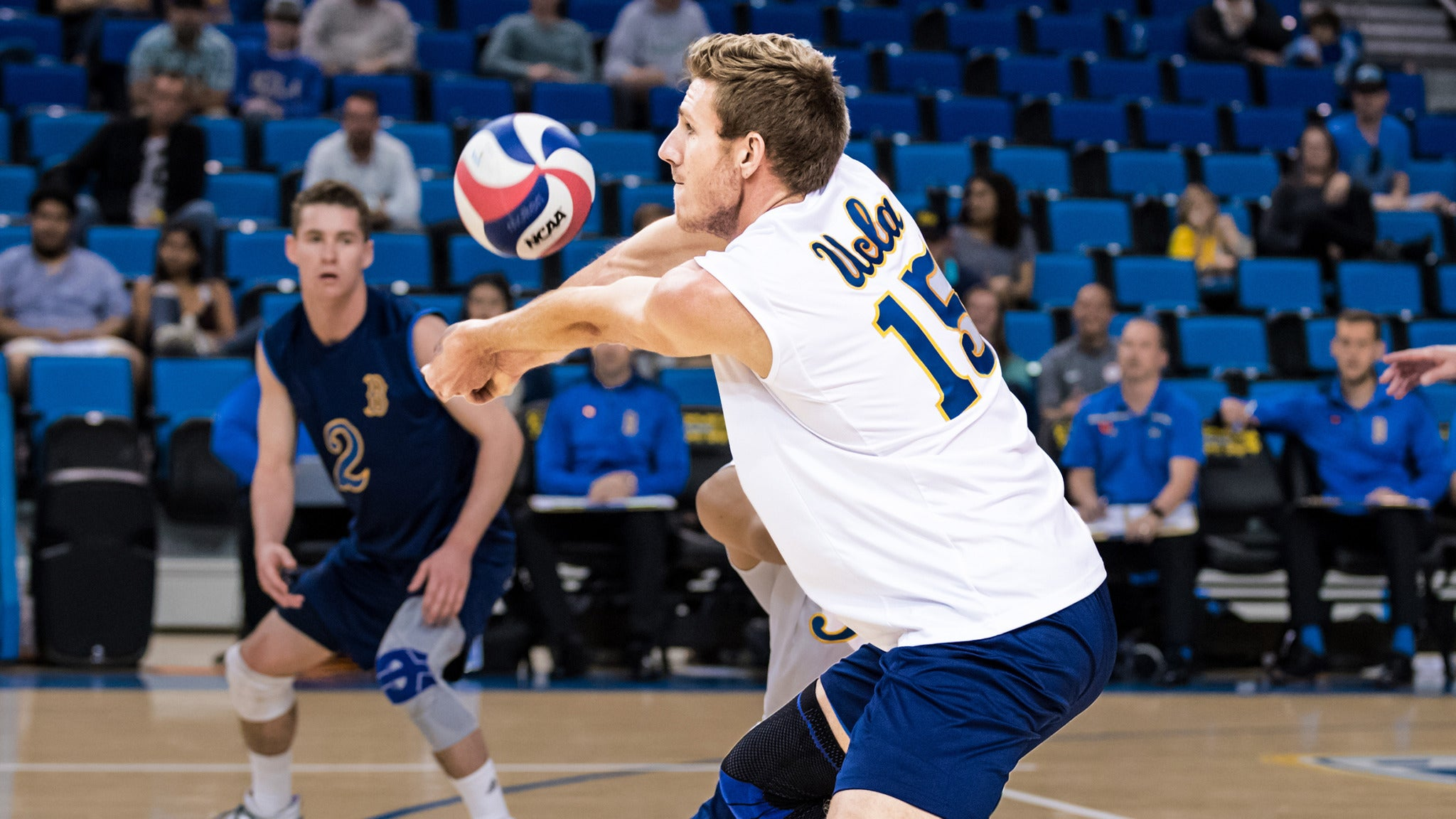 UCLA Bruins Men's Volleyball v. Long Beach State 49ers