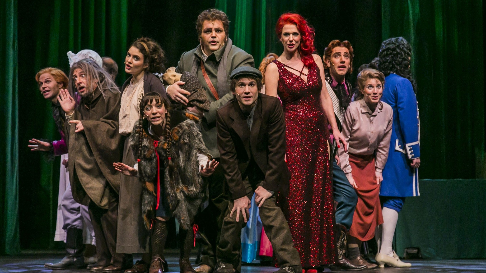The Addams Family at McCallum Theatre