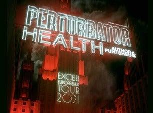 Perturbator, 2021-10-08, Madrid