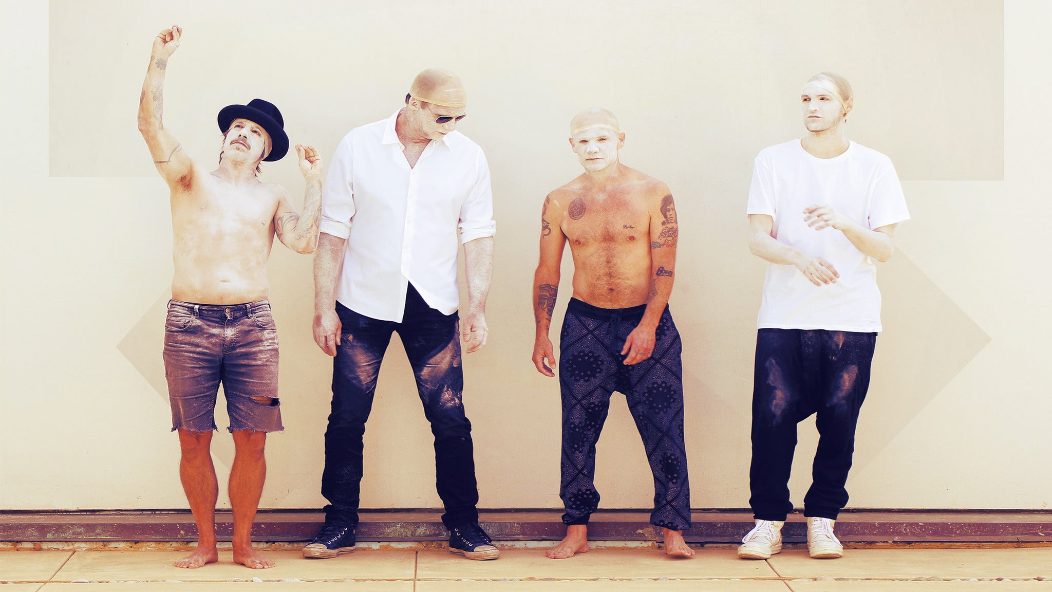 Red Hot Chili Peppers at Oracle Arena - Oakland, CA 94621