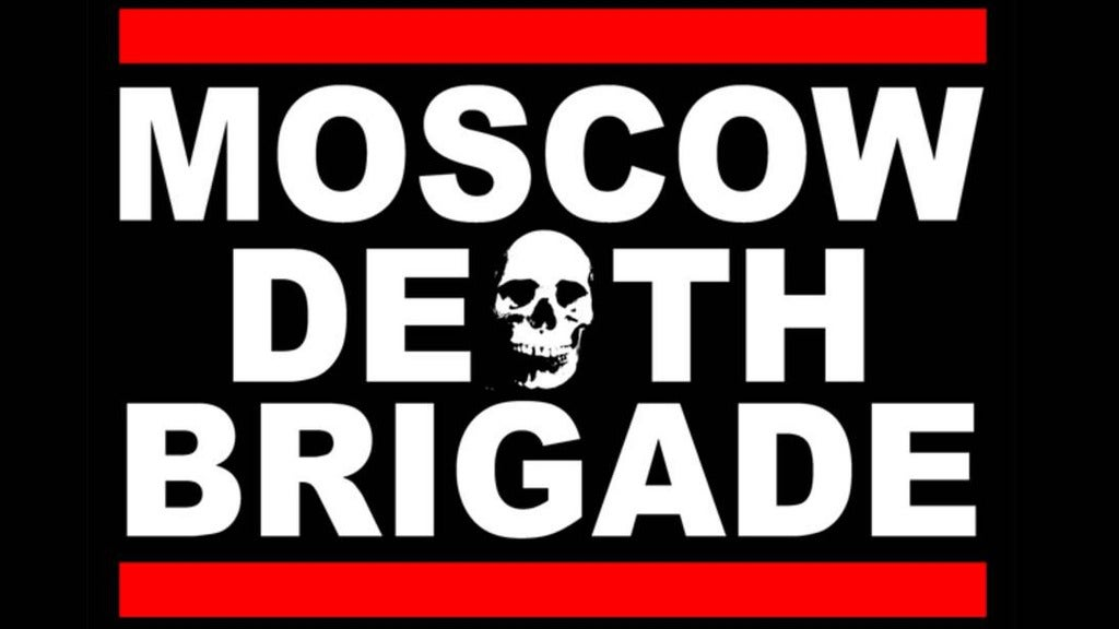 Hotels near Moscow Death Brigade Events