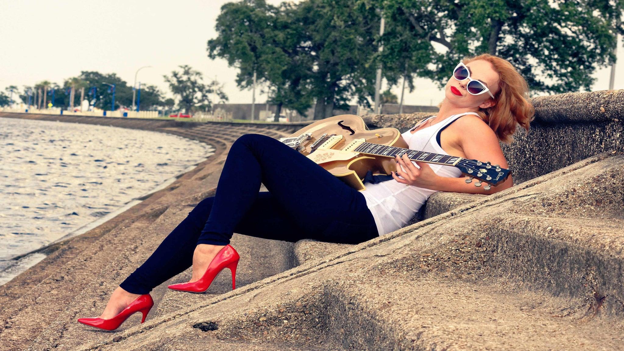 Samantha Fish at Ponte Vedra Concert Hall