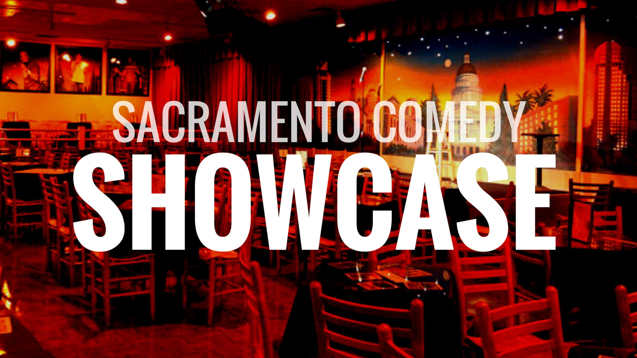 Sacramento Comedy Showcase