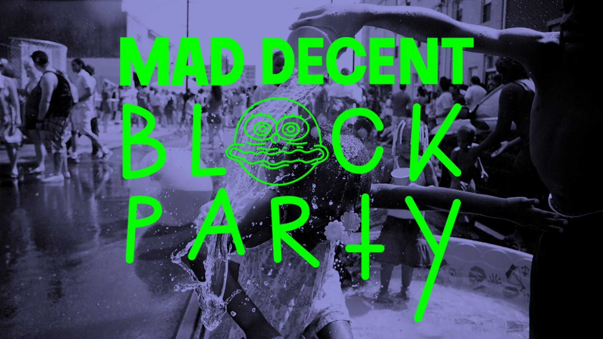 Mad Decent Block Party Festival