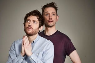 Elis James and John Robins: the Holy Vible Book Tour Seating Plans