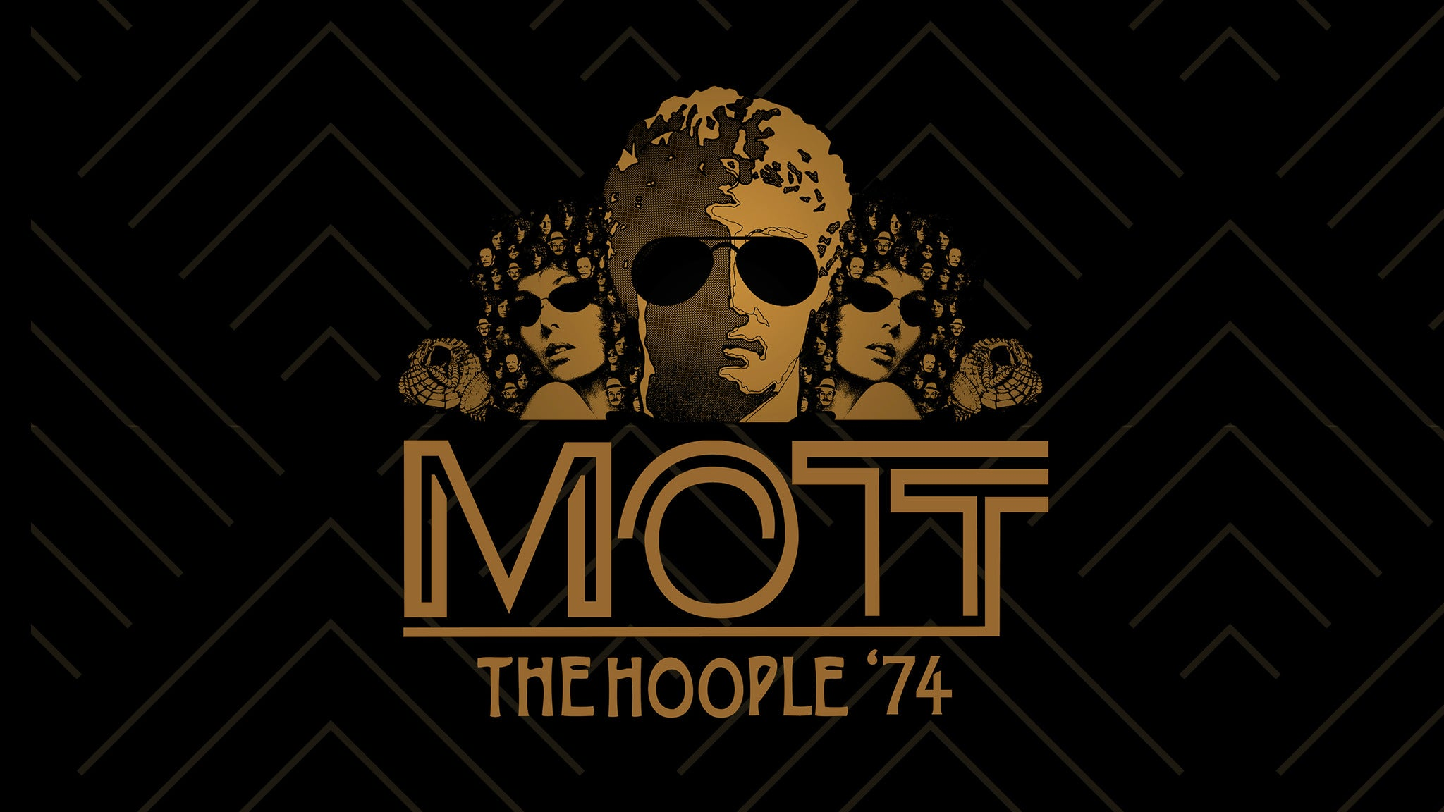Mott The Hoople '74 at Fox Theater - Oakland