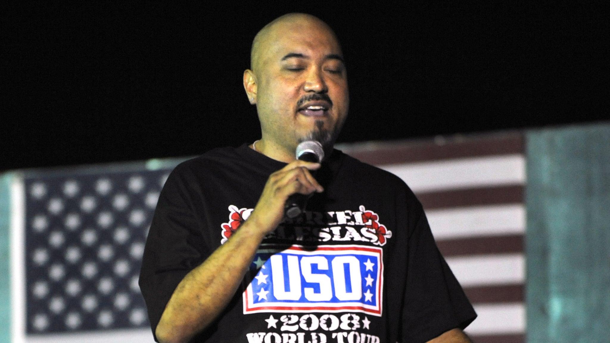 Edwin San Juan at Oxnard Levity Live