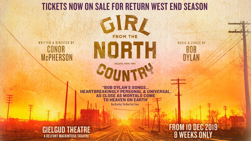 Hotels near Girl From the North Country Events