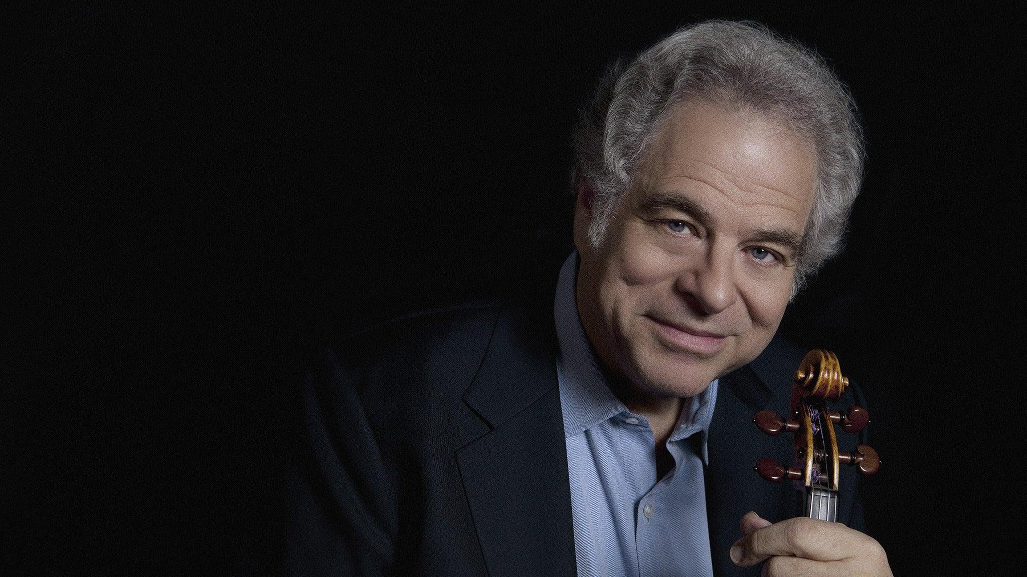 Itzhak Perlman, Rohan De Silva, Piano