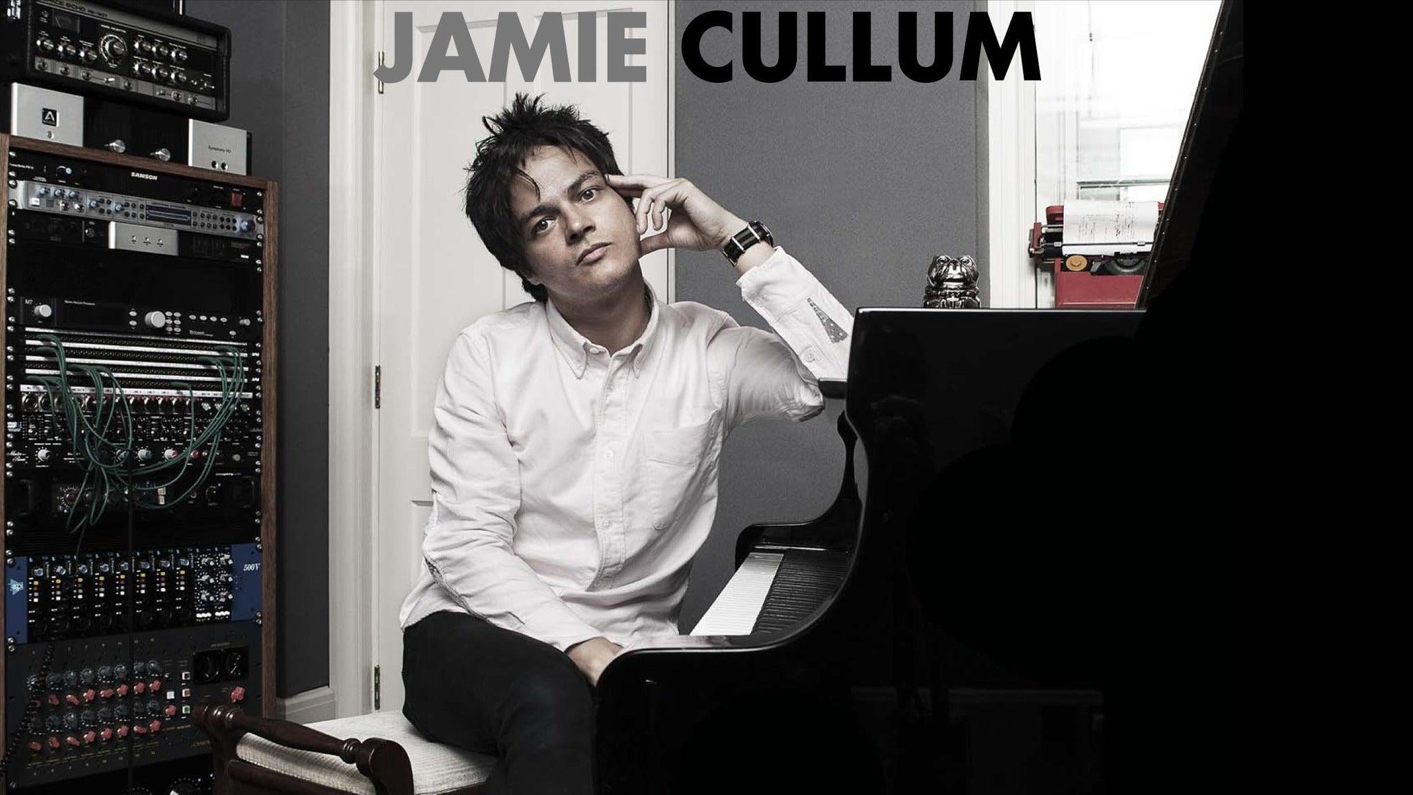 Jamie Cullum Seating Plans