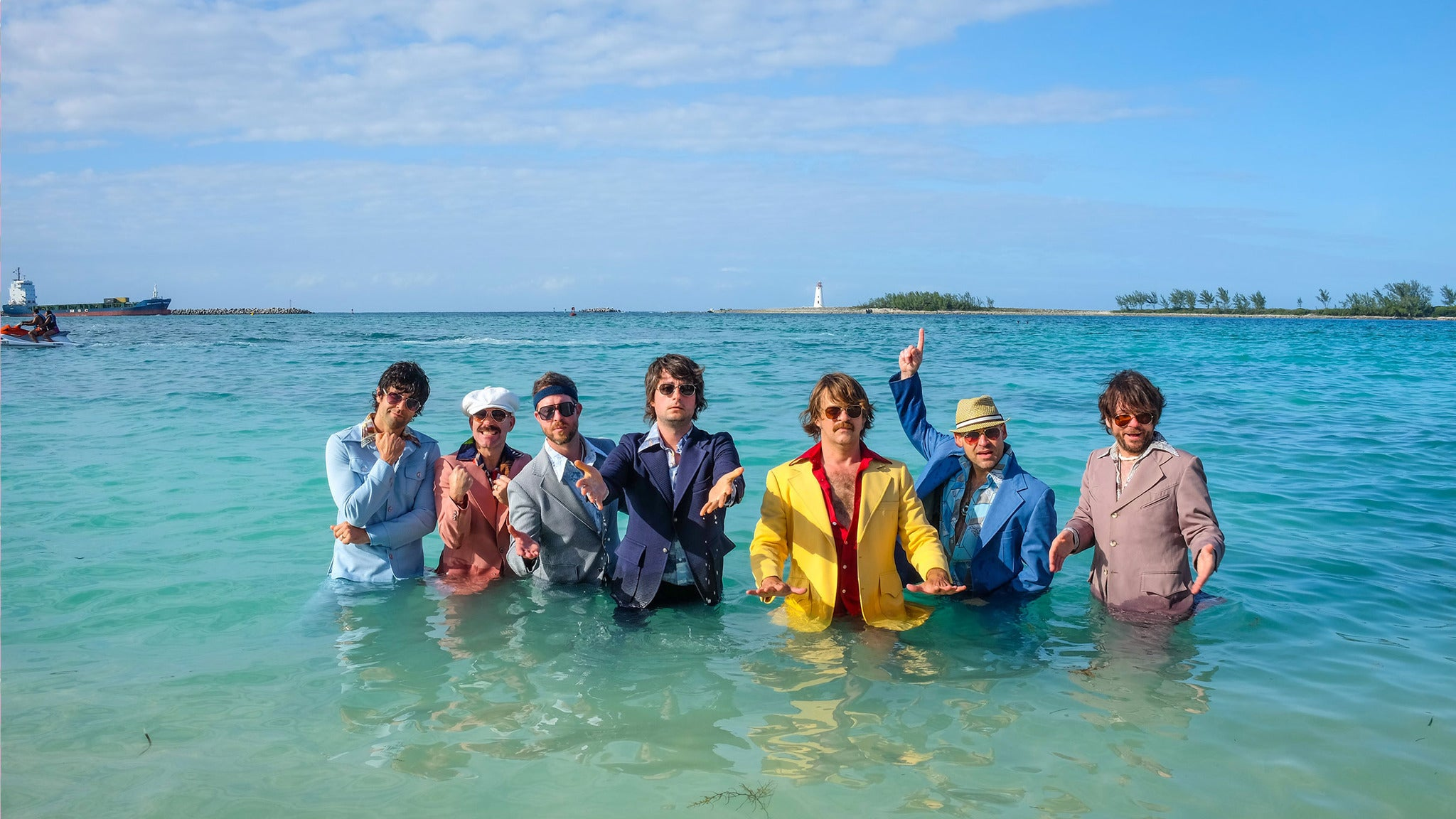 image for event Yacht Rock Revue