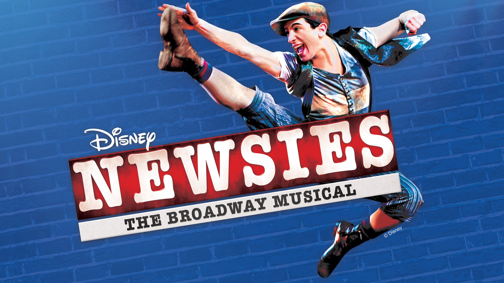 Marriott Theatre Presents: DISNEY'S NEWSIES