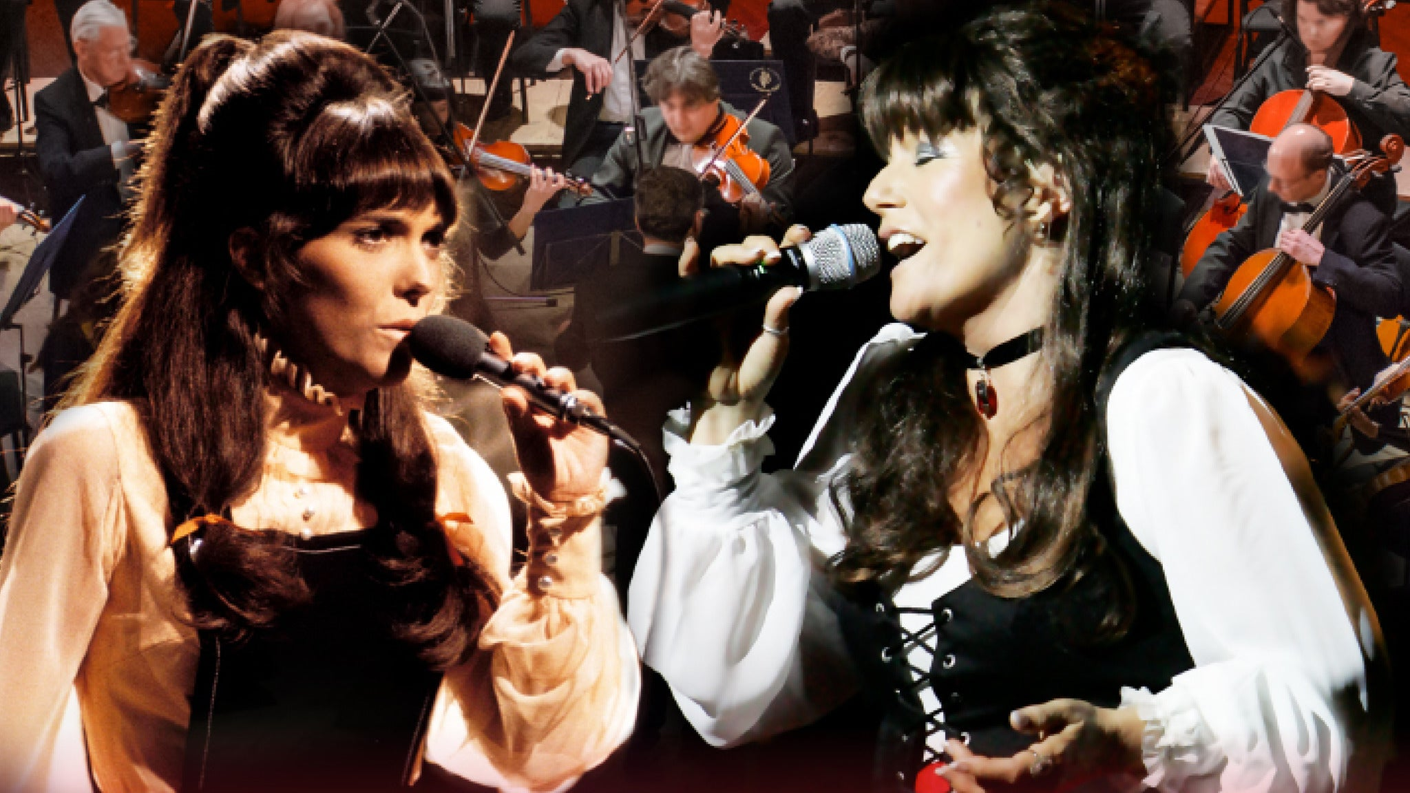 The Carpenters Story tickets (Copyright © Ticketmaster)