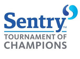 Sentry Tournament of Champions: Weekly Grounds Ticket