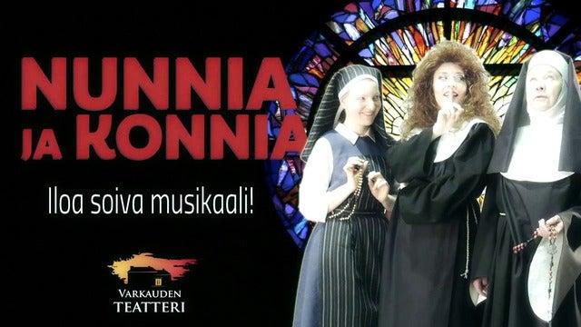 Nunnia Ja Konnia Kokkola