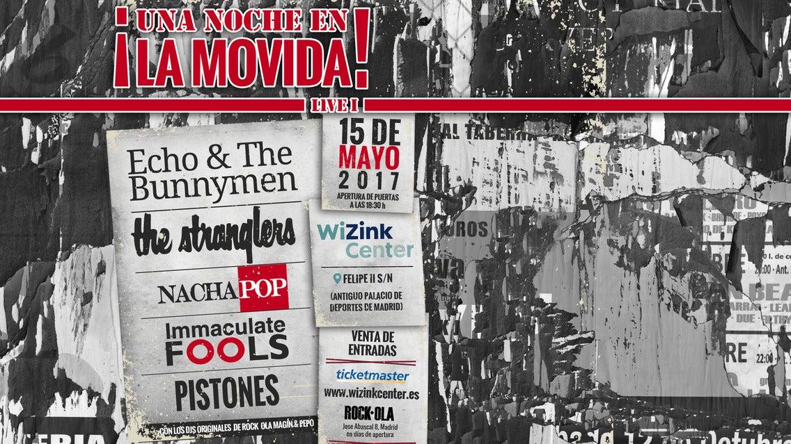 ¡Una Noche En La Movida! live