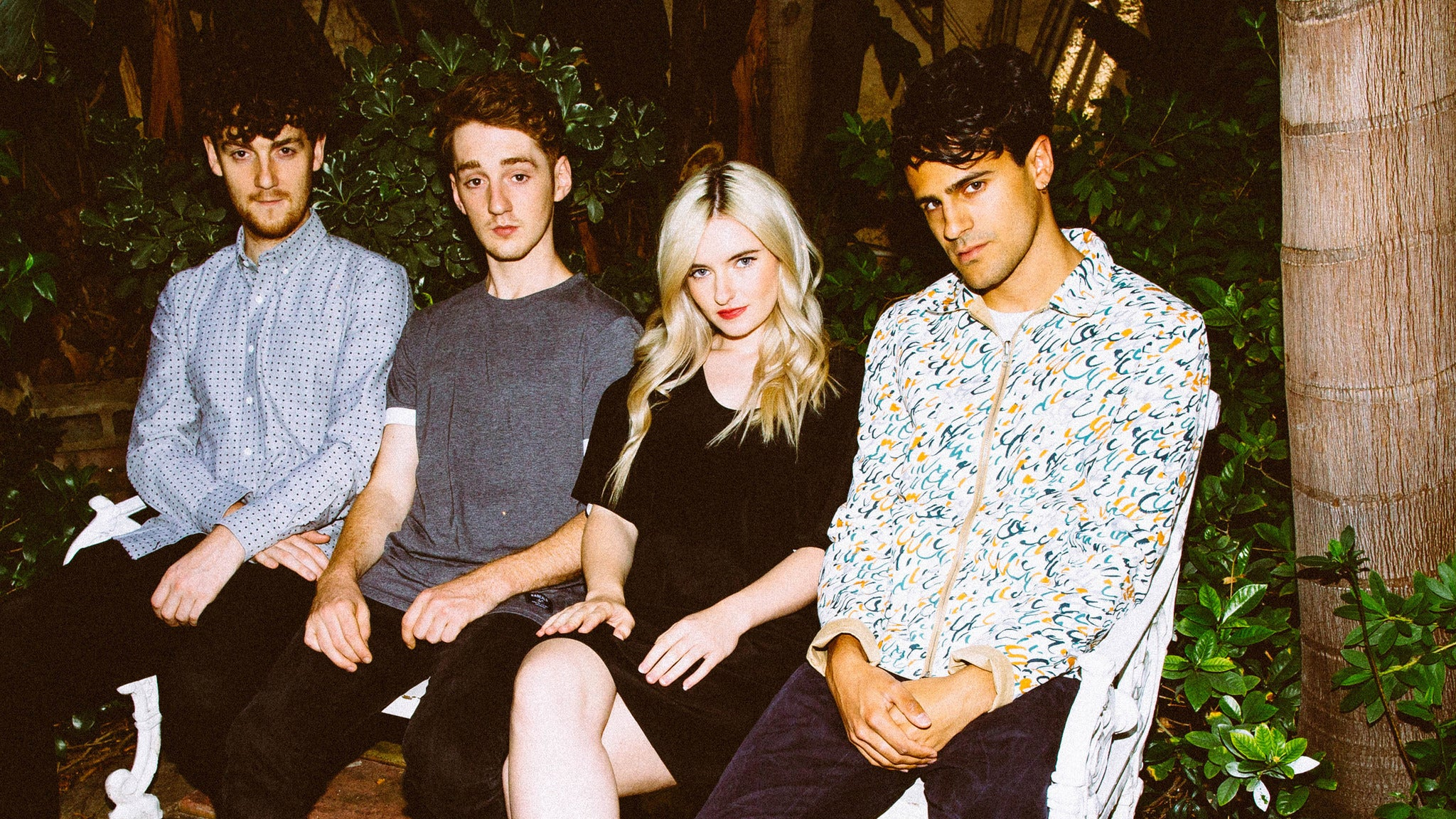 Clean Bandit at Slowdown