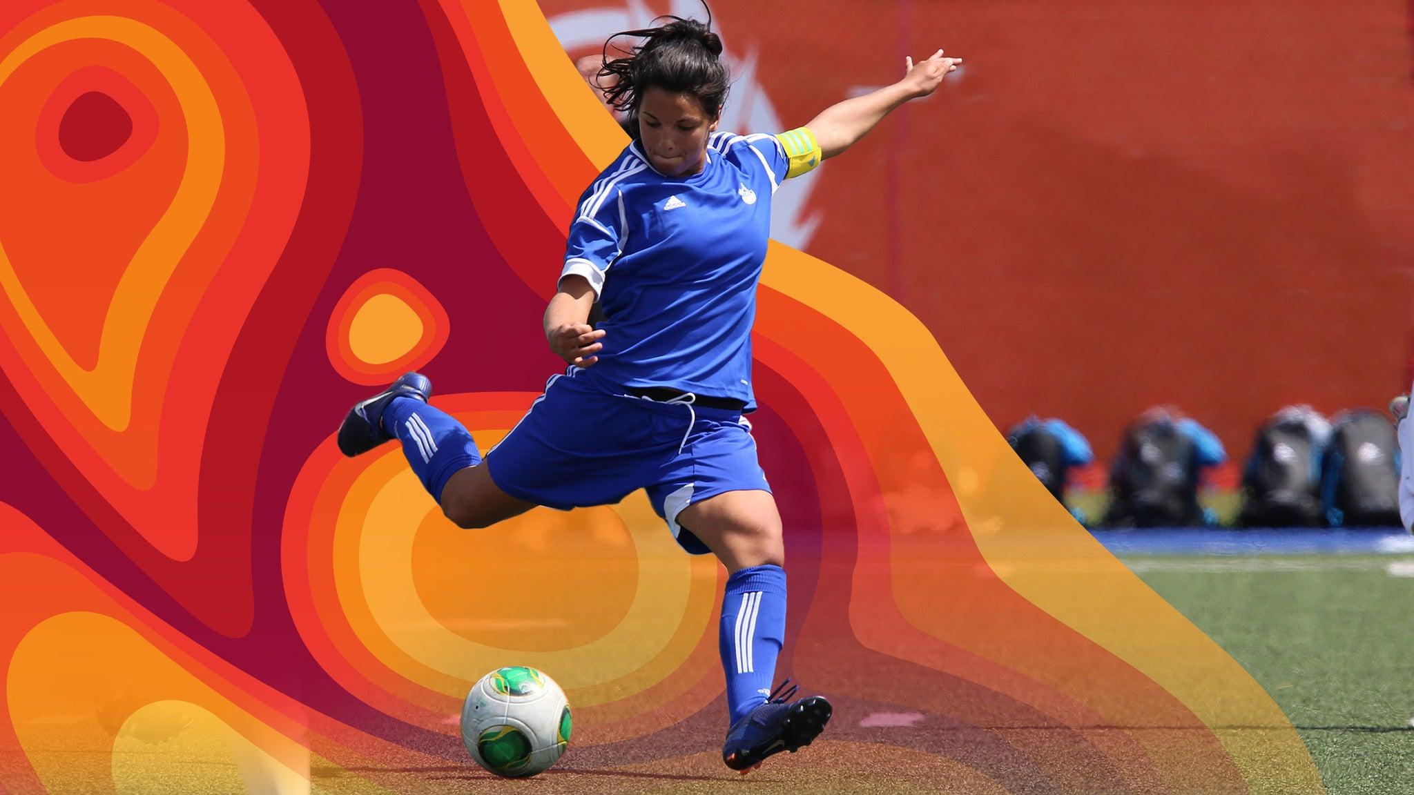 2017 Canada Summer Games -  Soccer Women's Medal Games