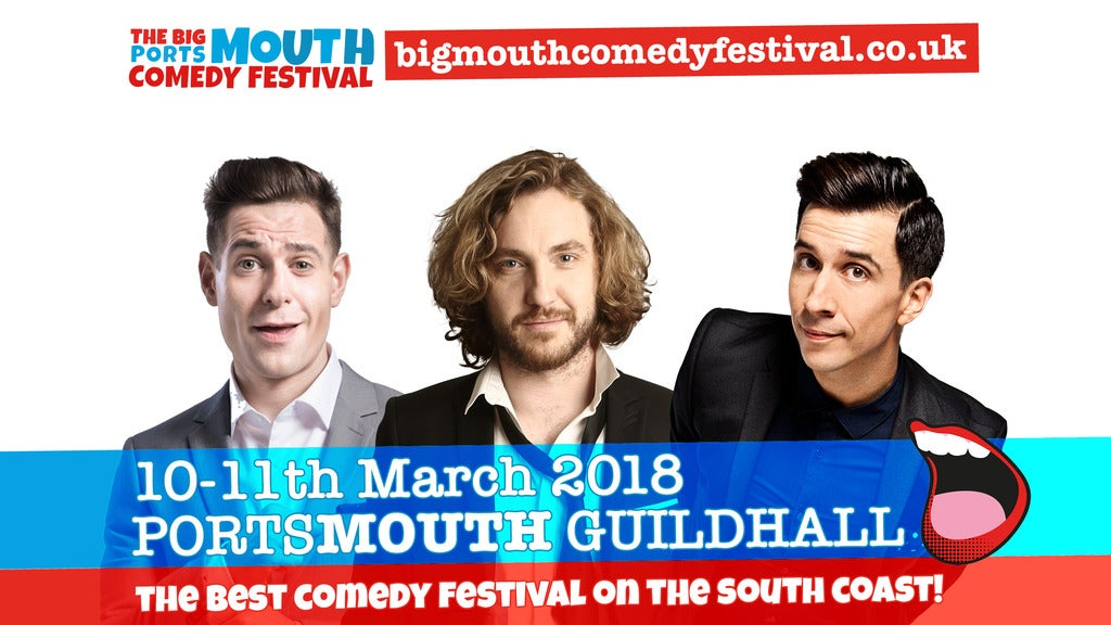 Hotels near Big Mouth Comedy Festival Events