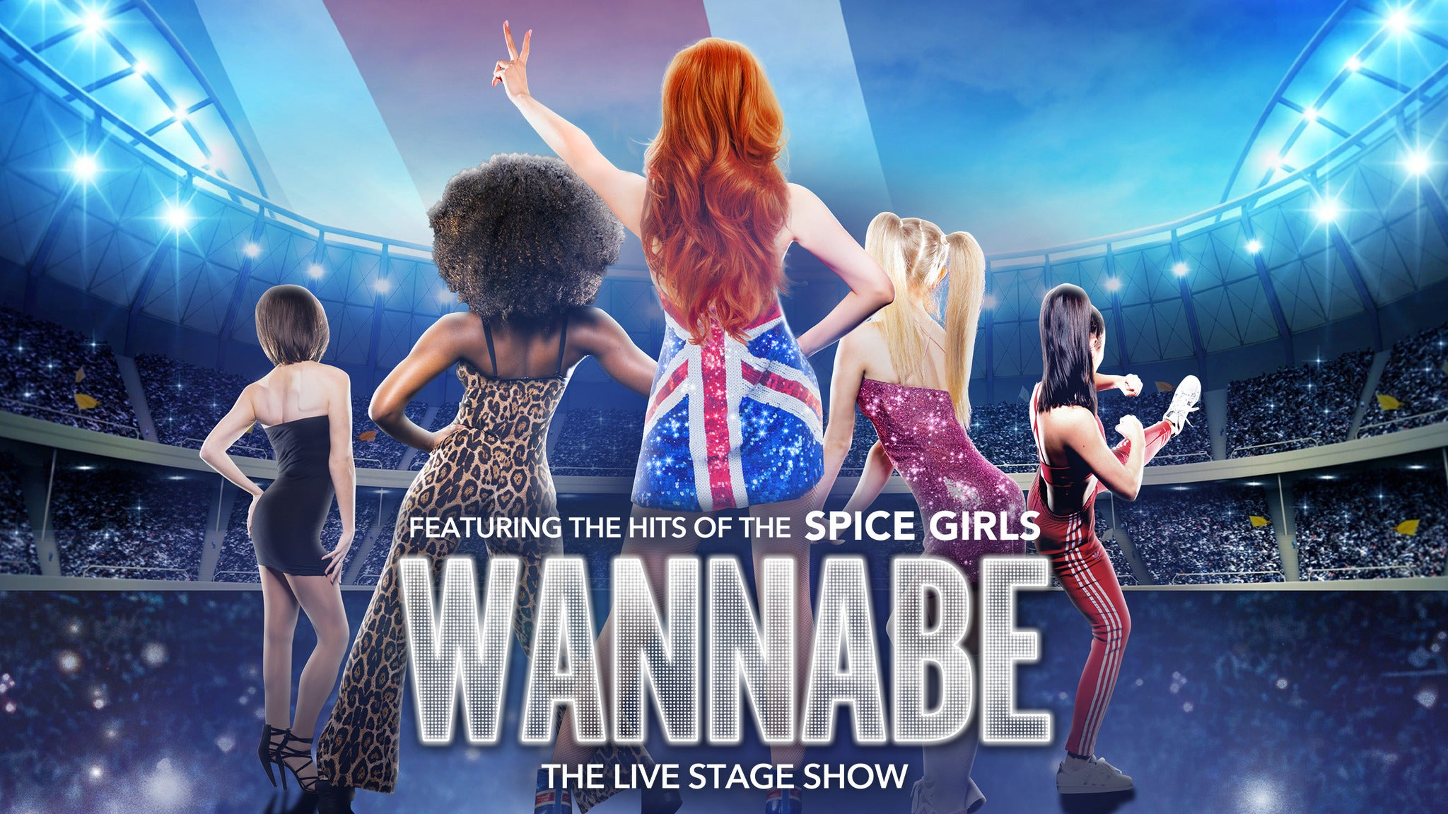 Wannabe The Spice Girls Show tickets (Copyright © Ticketmaster)