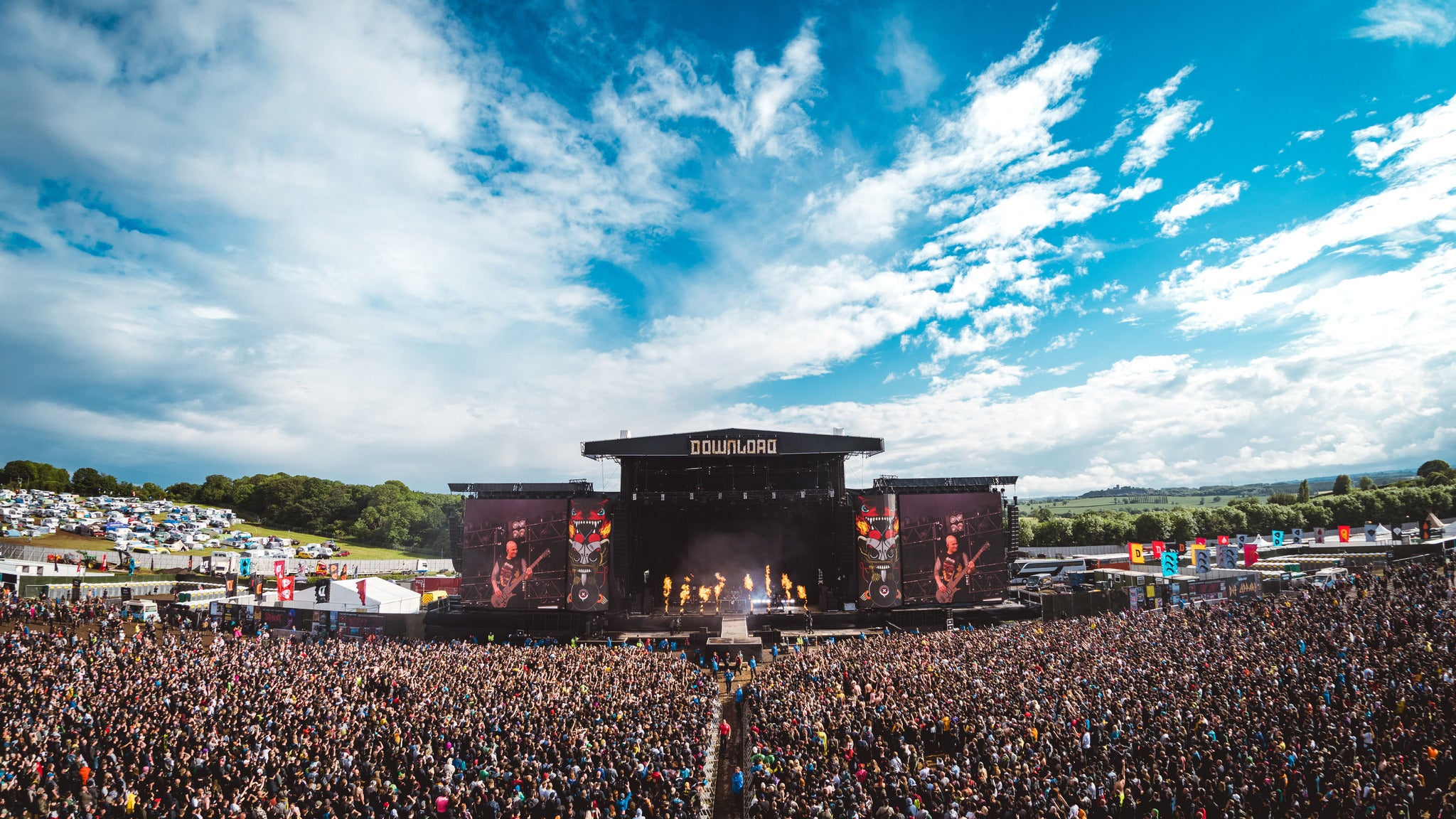 Download 2020 Weekend 5 Night Quiet Camping tickets (Copyright © Ticketmaster)