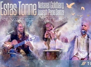 Estas Tonne with very special guest Peia
