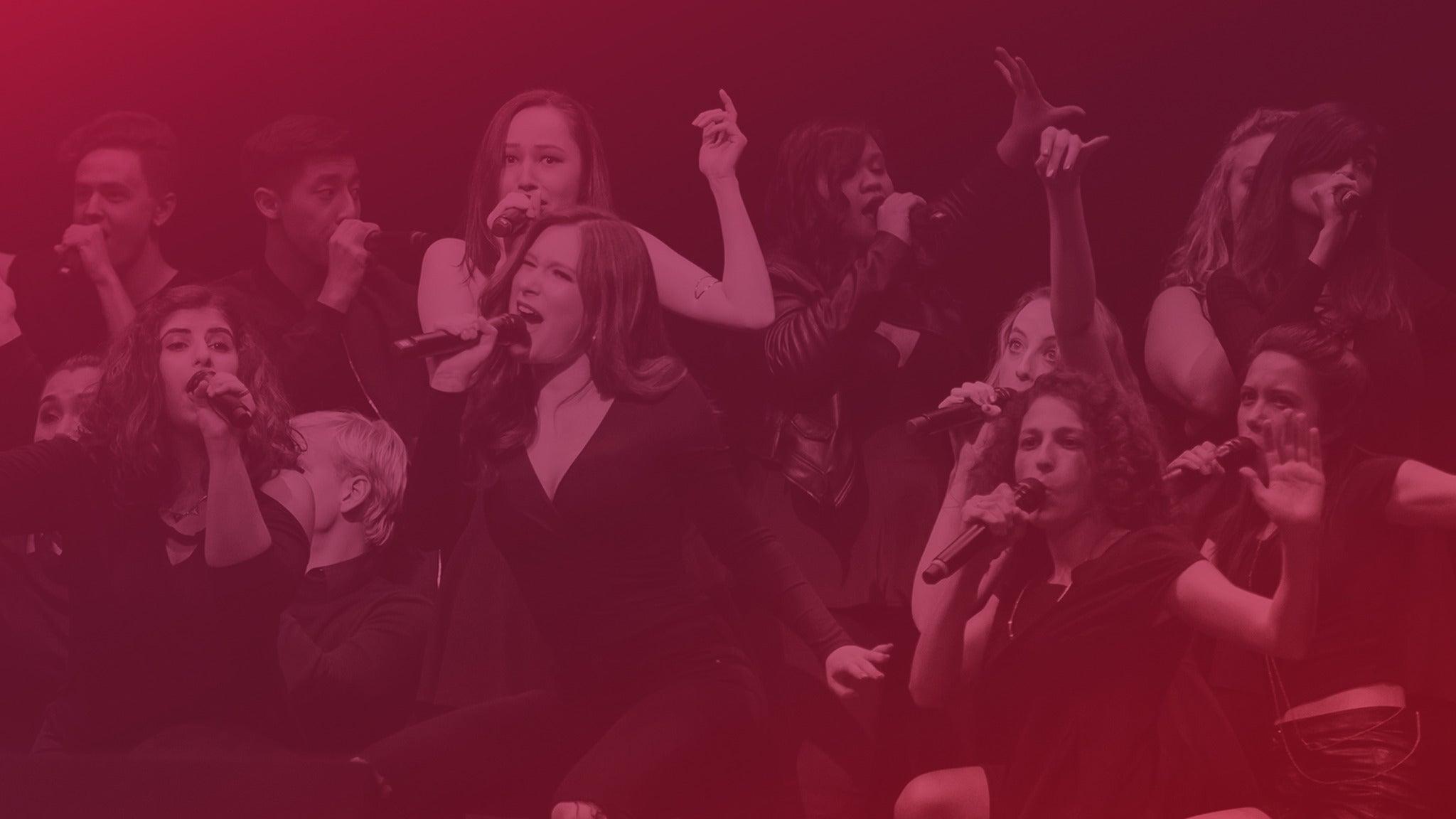 The Varsity Vocals International Championship of Collegiate A Cappella (ICCA)