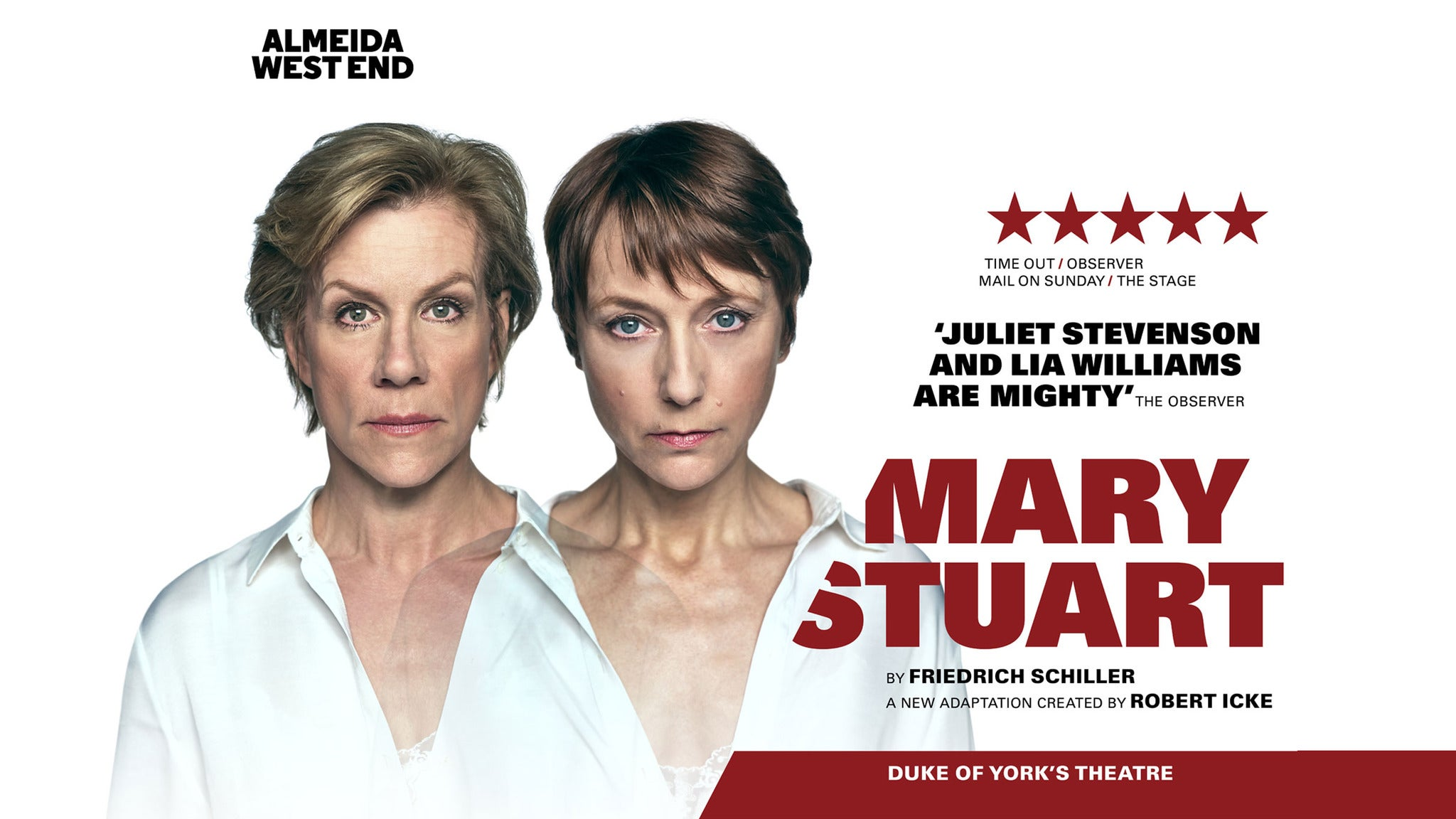 Mary Stuart at Macgowan Hall Little Theater - Los Angeles, CA 90095